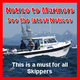 Notice to Mariners Button