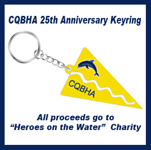CQBHA soft PVC keyring visual_B