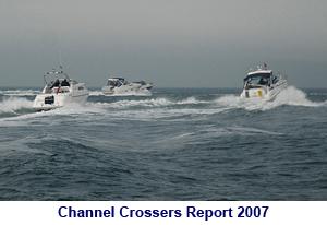 Cobbs Quay Channel Crossers