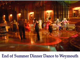 End of Summer Dinner Dance to Weymouth button