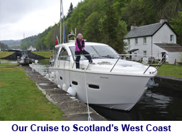 Our Cruise to Scotlands West Coast