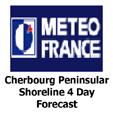 cherbourg4dayshoreline